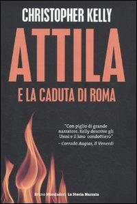 Attila  e la  caduta  di  Roma