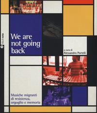 We are not going back