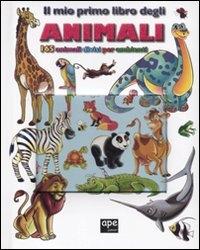 Il mio primo libro degli animali