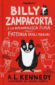 Billy Zampacorta e la rocambolesca fuga dalla fattoria degli orrori
