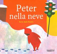Peter nella neve