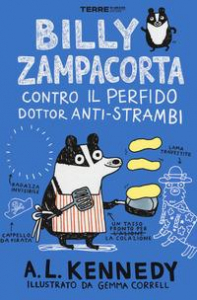 Billy Zampacorta. 2, Billy Zampacorta contro il perfido dottor Anti-Stambi