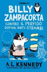 Billy Zampacorta contro il perfido dottor Anti-Stambi