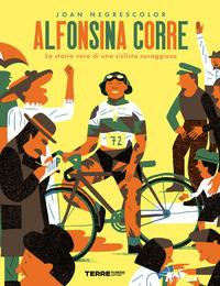 Alfonsina corre