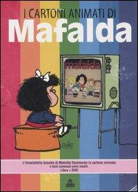 I cartoni animati di Mafalda [Multimediale] / regia di Juan Padron ; idea originale di Joaquin Lavado e Juan Padron