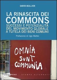 La rinascita dei commons