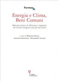 Energia e clima, beni comuni