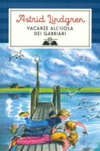 Vacanze all'isola dei gabbiani / Astrid Lindgren ; illustrazioni di Grazia Nidasio