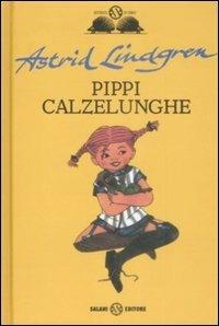 Pippi Calzelunghe / Astrid Lindgren ; illustrazioni di Ingrid Vang Nyman