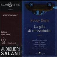 La gita di mezzanotte [audioregistrazione] : romanzo / Roddy Doyle ; letto da Dario Penne. 1