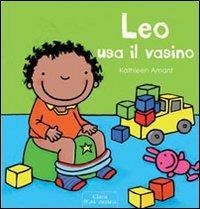 Leo usa il vasino