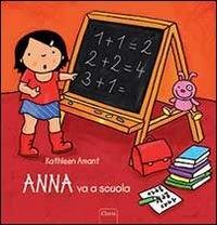Anna va a scuola