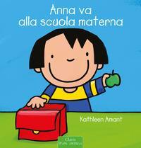 Anna va alla scuola materna