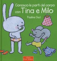 Conosco le parti del corpo con Tina e Milo