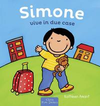 Simone vive in due case