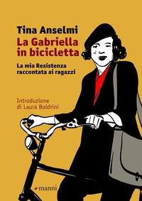 La Gabriella in bicicletta