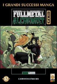 Fullmetal Alchemist Gold. Vol. 12