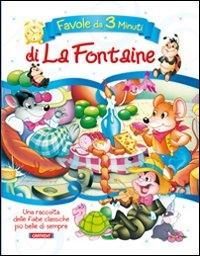Favole da 3 minuti di La Fontaine