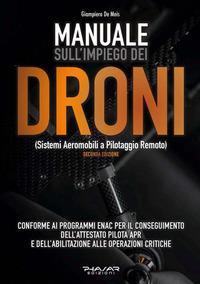 Manuale sull'impiego dei droni
