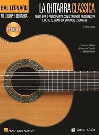 La chitarra classica