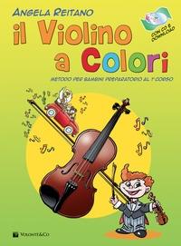 Il violino a colori