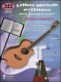 Lettura musicale per chitarra