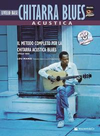 Chitarra blues acustica. Livello base
