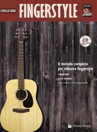 Il metodo completo per la chitarra fingerstyle