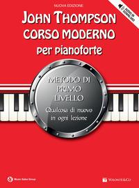 Corso moderno per pianoforte