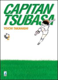 Capitan Tsubasa / Yoichi Takahashi. Vol. 2