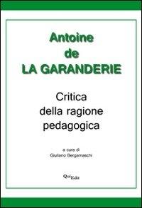 Critica della ragione pedagogica