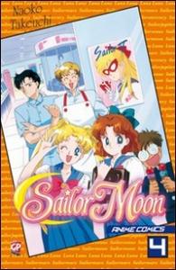 Sailor moon anime comics