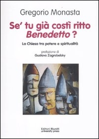 Se' tu già costì ritto, Benedetto?