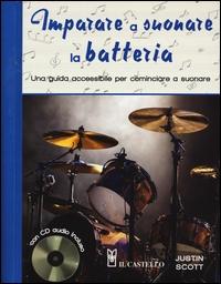 Imparare a suonare la batteria