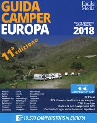 Guida camper Europa 2018