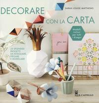 Decorare con la carta