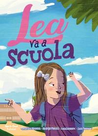 Lea va a scuola
