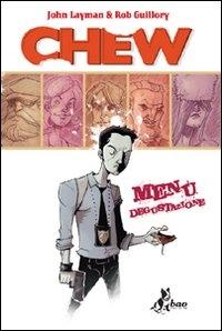 Chew. Vol. 1: Menu degustazione