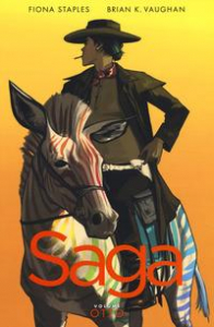 Saga / scritto da Brian K. Vaughan ; illustrato da Fiona Staples. Vol. 8