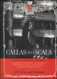 Callas alla Scala. 2: Arie verdiane