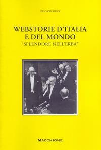 Webstorie d'italia e del mondo