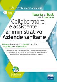 Concorso per collaboratore e assistente amministrativo nelle Aziende sanitarie