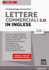 Lettere commerciali 2.0 in inglese