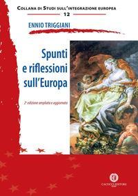 Spunti e riflessioni sull'Europa