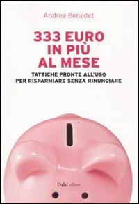 333 euro in più al mese