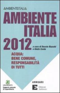 Ambiente Italia, 2012
