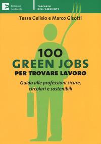 100 green jobs per trovare lavoro