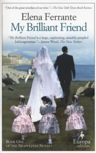My brilliant friend. 1: Childhood, adolescence