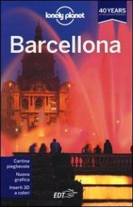 Barcellona / edizione scritta e aggiornata da Regis St Louis, Anna Kaminski, Vesna Maric