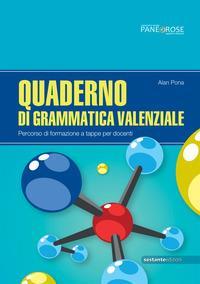 Quaderno di grammatica valenziale
